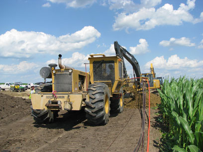 Custom Trencher Design & Manufacture