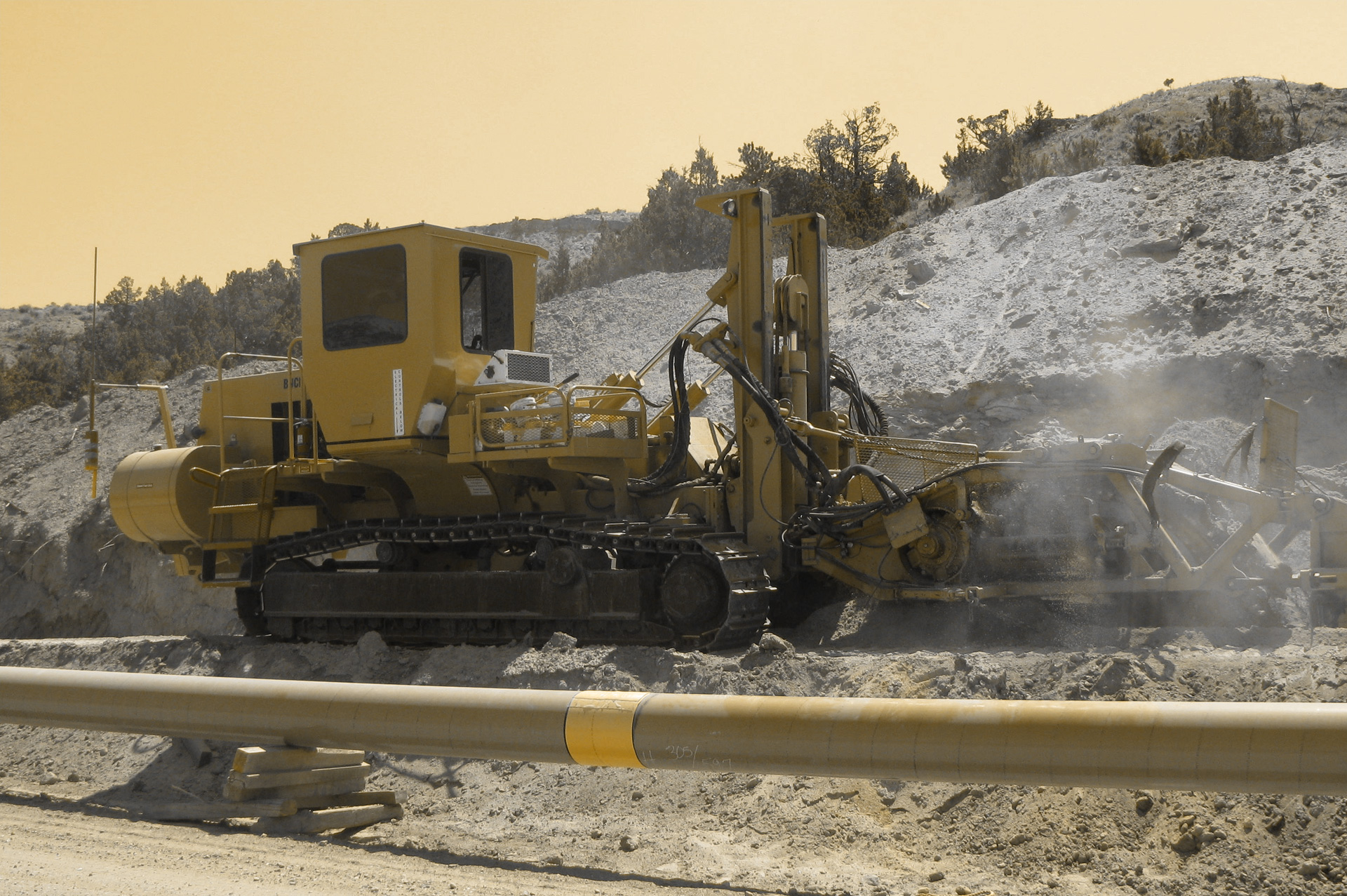 Mid-America Trenching Equipment Repair